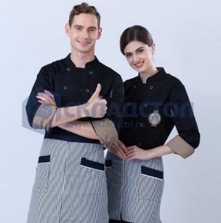 Фартуки для официантов и барменов