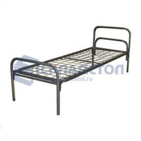 Кровать эконом для рабочих и общежитий