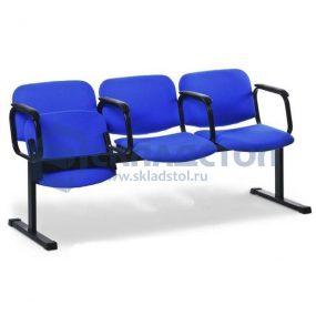 СЕКЦИЯ ИЗО с подлокотниками и откидывающимися сидениями