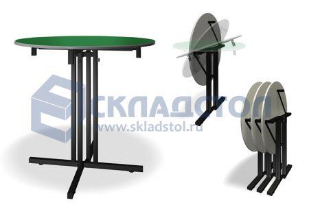 Столы складные коктейльные (барные) с регулирулировкой по высоте