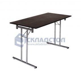 """Складные столы """"Трапеция"""" окрашенное подстолье"""