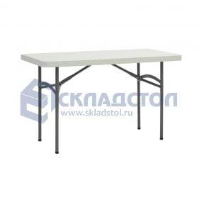 Стол складной пластиковый. Не складная столешница.