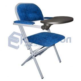 """Кресло складное """"Собрание"""" с пюпитром -  для конференц залов, конгресс холлов, мероприятий."""