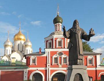 Зачатьевский (Алексеевский) женский монастырь г.Москва