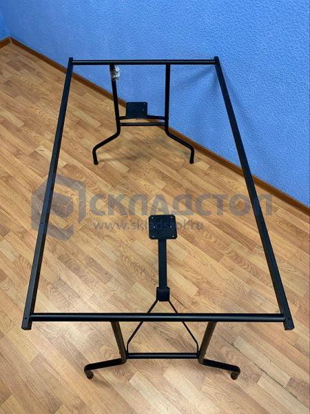 """Подстолье складное """"Дельта"""" для складного стола (для столешниц длиной от 1500 мм до 2700 мм)"""
