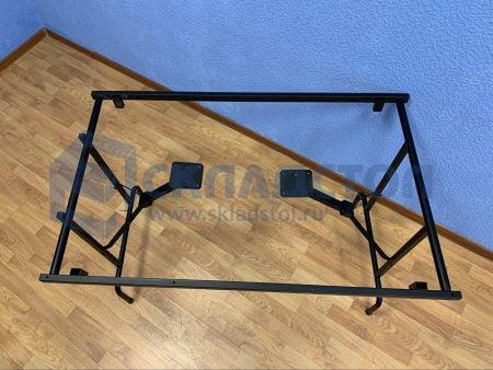 """Подстолье складное """"Пьедестал"""" для складного стола (для столешниц длиной от 1200 мм до 1800 мм)"""