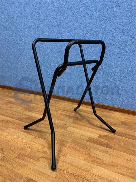 """Подстолье складное """"Ривьера"""" для складного стола ( для столешниц длиной или диаметром от 600 мм до 900 мм)"""