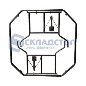 """Подстолье складное """"Дельта"""" для круглого складного стола ( для столешниц диаметром от 1200 мм до 1800 мм )"""