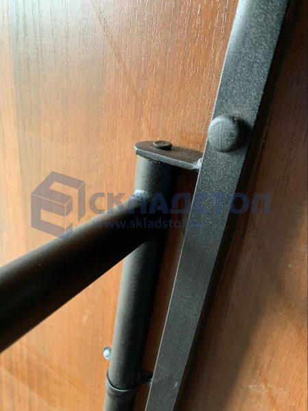 """Подстолье складное """"Дельта"""" для круглого складного стола (для столешниц диаметром 1200 мм. - 1800 мм.)"""