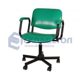 """Кресло офисное для персонала на базе ИЗО """"Модель 010"""""""