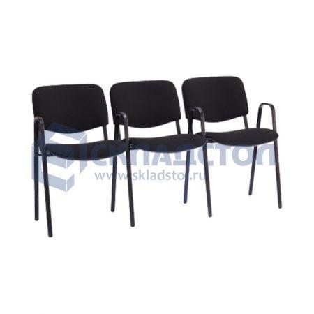Секция стульев ИЗО/стул с подлокотниками