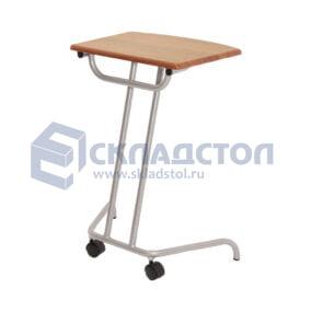 """Одноместный стол мобильный со складной столешницей """"FORMA-P"""""""