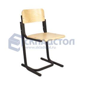 Стул ученический регулируемый (стул школьный)  1-3, 4-6 гр. Пр. спинка.